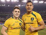 Rugby Australia accused of hypocrisy for signing James O'Connor