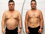 Beer-loving radio host Ivo Da Silva reveals how ditching alcohol helped him to lose 34kg