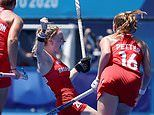 Tokyo Olympics: Team GB win BRONZE in the women's hockey as they beat India in seven-goal thriller