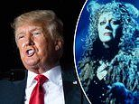 Trump advisers would play hit sing Memory from Broadway musical Cats to calm him down during rages