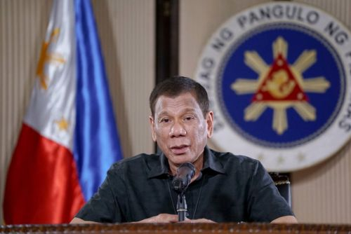 Philippines President vows to 'shoot dead' anyone caught violating lockdown
