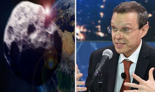 Asteroid Warning: KILLER asteroid collision 'INEVITABLE' - 'we would NOT SURVIVE!'