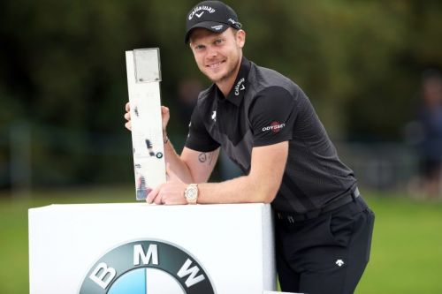 Danny Willett happy with form and fitness ahead of US PGA challenge