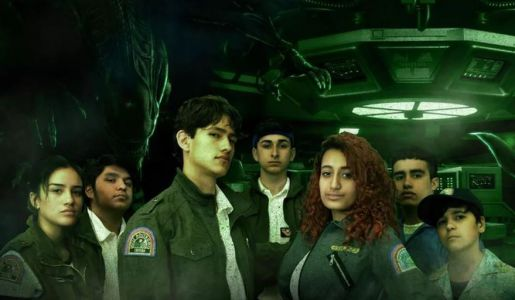 Schoolchildren stage amazing production of sci-fi horror classic Alien for their annual show