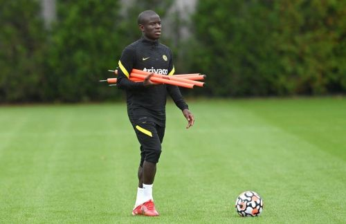 N'Golo Kante returns to Chelsea training after injury and illness