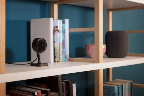 Eve Cam goes on sale, the first indoor camera for HomeKit Secure Video