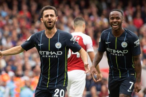 Arsenal 0 Man City 2 as champions cruise to victory at Emirates - 5 talking points