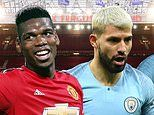 Manchester United vs Man City LIVE - Premier League score, lineups and updates