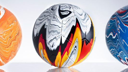 These Euro 2020 painted footballs are utterly mesmerising