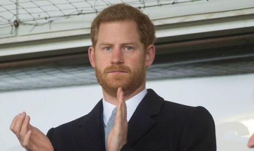 Prince Harry news: Why is Harry still doing royal duties? Prince at Rugby League Draw