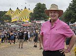 Finally. Lat's entertainment: SIMON WALTERS sees 40,000 hit Latitude for rock, rave. and jabs