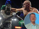 Tyson Fury's promoter Frank Warren admits he's still targeting Deontay Wilder trilogy for October