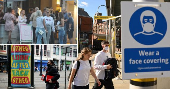 Manchester coronavirus outbreak 'is warning to complacent white middle class'