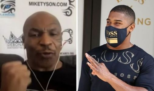 Mike Tyson ready for Tyson Fury or Deontay Wilder but 'would love' Anthony Joshua fight