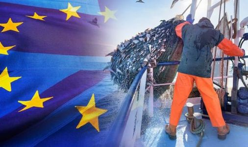 French fishermen have 'long track record' of ports chaos and WON'T sit back after Brexit