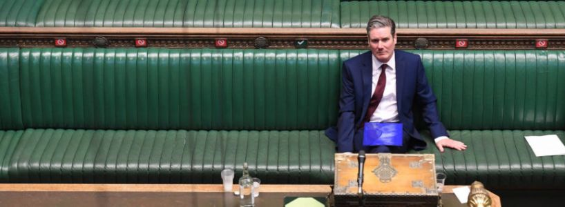 Keir Starmer Has Launched an Unprecedented Crackdown on Rebel MPs