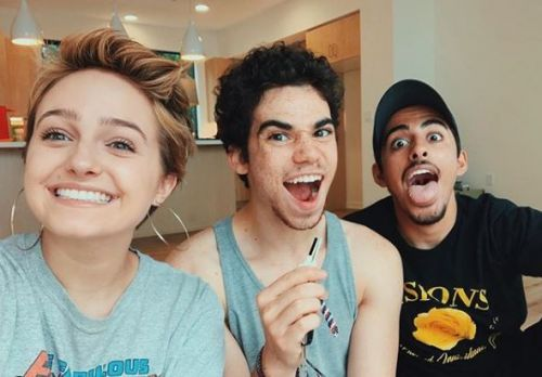 Cameron Boyce moved in with Jessie co-star Karan Brar weeks before his death