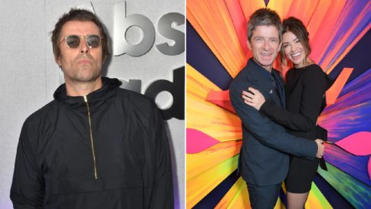 Liam Gallagher tells Noel's wife to 'grow up' as he hits back at social media claims