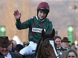 Brian Hughes crowned champion jump jockey after season is brought to a standstill by coronavirus