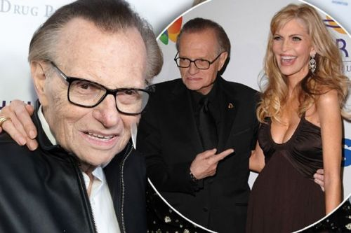 Larry King, 85, divorcing seventh wife Shawn after nearly 22 years of marriage