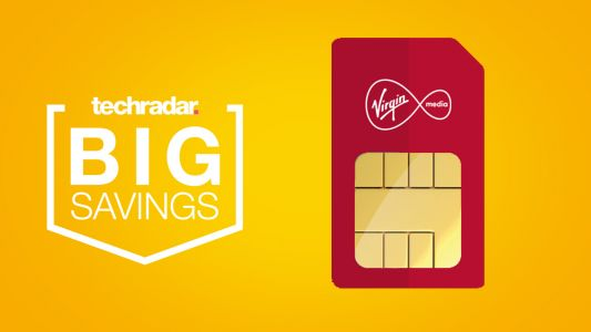 SIM only deal: this Virgin offer from Carphone is a big data dream with 120GB
