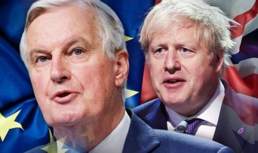 Send in the big guns! Boris to personally fly to Brussels as trade talks judder to halt