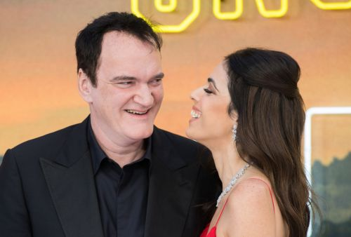 Quentin Tarantino becomes a dad for the first time as wife welcomes baby boy