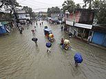 Third of Bangladesh is underwater after heavy monsoons