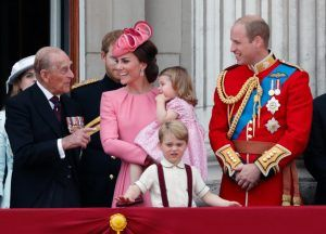 Kate Middleton has stepped into Prince Philip's shoes in one particular way