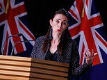 New Zealand records 45 COVID cases but Jacinda Ardern sticks to elimination strategy
