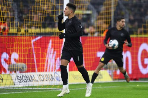 Borussia Dortmund CEO speaks about Man United-linked Sancho: 'Our favourite idea is that Jadon will stay with us'