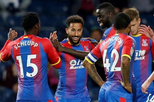 West Brom 0 Crystal Palace 3: Andros Townsend double and Patrick van Aanholt's stunning strike send the Premier League side into EFL Cup third round