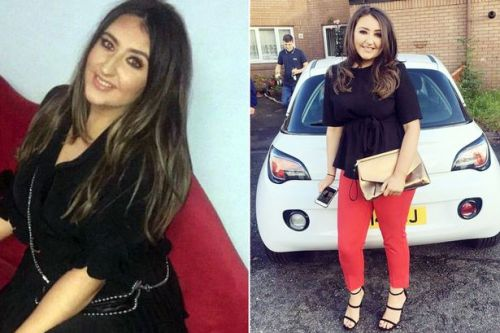 Mum's horror after finding daughter, 19, near death on her sofa after having stroke