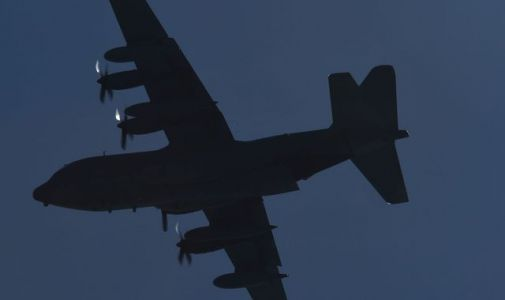 Chile military transport plane 'disappears' with 38 people on board