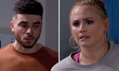 Emmerdale spoilers: Tracy Metcalfe pregnancy plot hole leaves fans baffled 'Since when?'