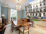 Now you can RENT James Bond's pad! Grand home in Chelsea goes on the market for £3,250 a month