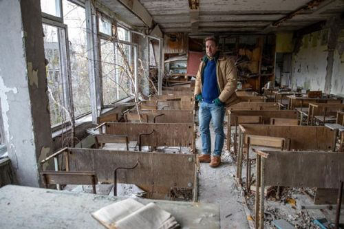 Viewers wowed by Ben Fogle's 'brave' Inside Chernobyl documentary