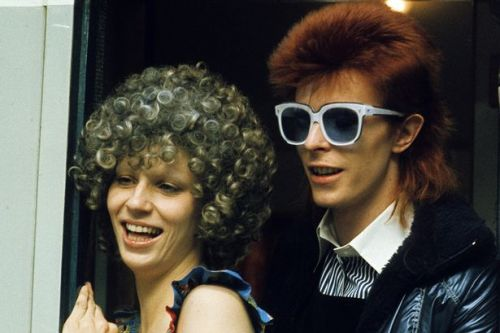 Bowie's ex wife Angie says he wouldn't like biopic as it's 'boring and dull'