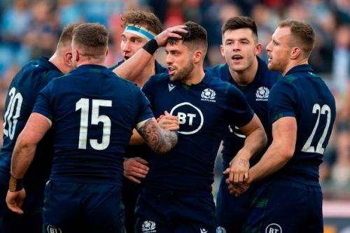 The Scottish rugby and virtual reality thrill ride at Murrayfield as we get world first glimpse at the future