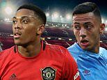 Premier League LIVE: Manchester Utd vs Burnley and Tottenham vs Norwich - scores and updates
