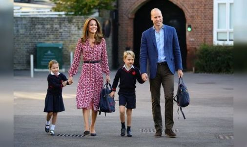 Royal shock: The reason George and Charlotte WON'T be homeschooled next week