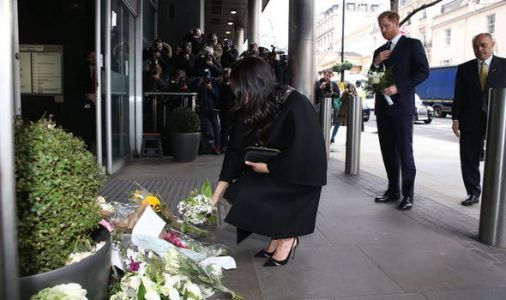 Meghan Markle makes SURPRISE visit to New Zealand embassy for Christchurch tribute
