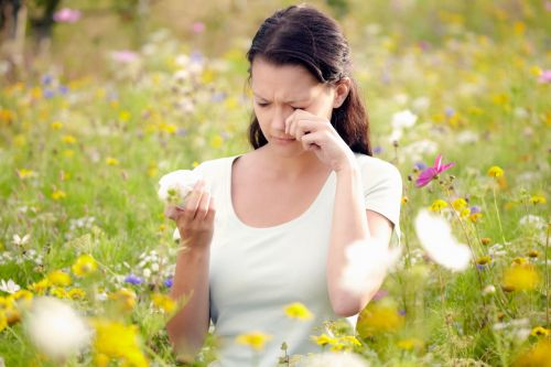 Tomorrow will be hell for people with hay fever as pollen levels soar