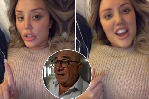 Furious Charlotte Crosby accuses Brendan Sheerin of 'lying about her Coach Trip participation'