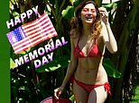 Memorial Day wishes from Hollywood: Stars take to social media to honor the fallen heroes