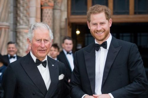 Prince Harry 'sent deeply personal note' to Prince Charles ahead of funeral