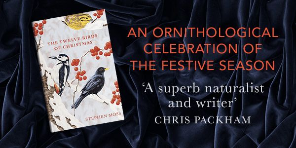 Stephen Moss's 2019 Round-up of Nature books