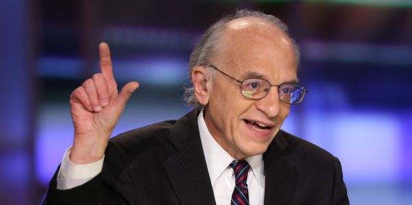 Wharton professor Jeremy Siegel says 'ultimate real assets' including stocks are his preferred inflation hedge