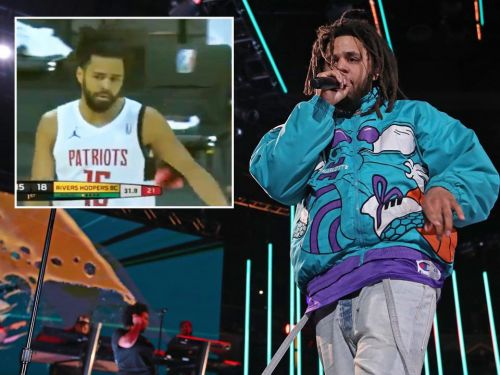 J Cole makes his professional basketball debut and achieves a long-held ambition