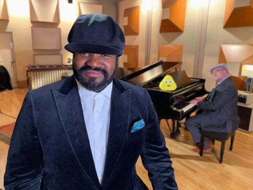 Gregory Porter is ok with fame as he details how famous hat gives him away every time